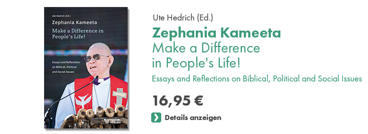 Zephania Kameeta