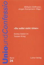 Hüffmeier/Kampmann (Hg.): Du sollst nicht töten