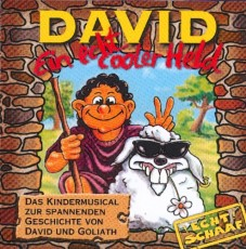 David - ein echt cooler Held (Playback-CD)