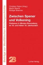 Peters (Hg.)/Brecht/Bremme: Zwischen Spener und Volkening