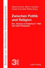 Dronsz/Leutzsch/Schroeter-Wittke (Hg.): Politik und Religion
