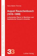 Thimme: August Rauschenbusch