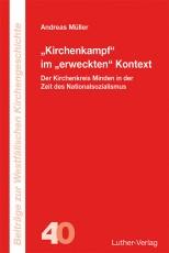 Müller: Kirchenkampf