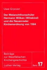 Gryczan: Der Melanchthonschüler Hermann Wilken (Witekind) u