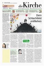 Die Kirche - evangelische Wochenzeitung für Berlin und Brandenburg