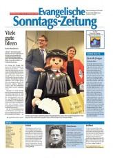 Evangelische Sonntags-Zeitung - christliches Leben in Hessen und Rheinland-Pfalz