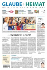 Glaube und Heimat - mitteldeutsche Kirchenzeitung