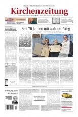 Mecklenburgische und Pommersche Kirchenzeitung
