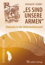 Schäfer: Diakonie in der Reformationszeit