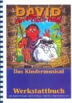 David - ein echt cooler Held (Werkstattbuch)