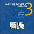 Learning gospel 3 (Playback-CD)