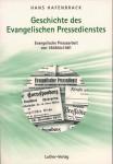 Hafenbrack: Geschichte des Evangelischen Pressedienstes