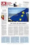 Unsere Kirche - die evangelische Zeitung für Westfalen und Lippe