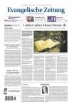 Evangelische Zeitung für Niedersachsen